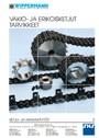 Роликовые цепи WIPPERMANN (1,7 Мб)